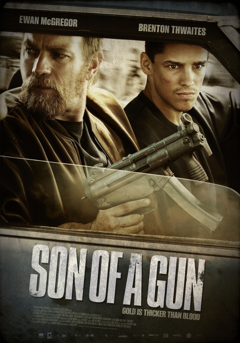 Son of a Gun poster, © 2014 Dutch FilmWorks