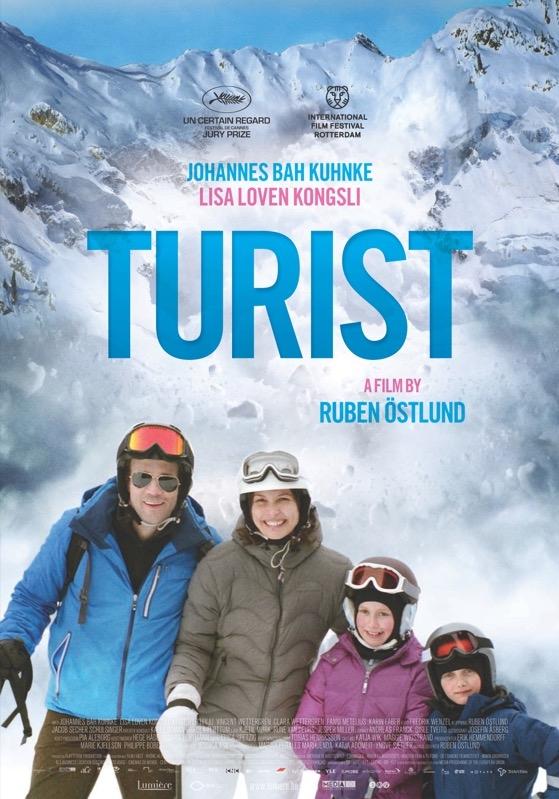 Turist poster, © 2014 Lumière