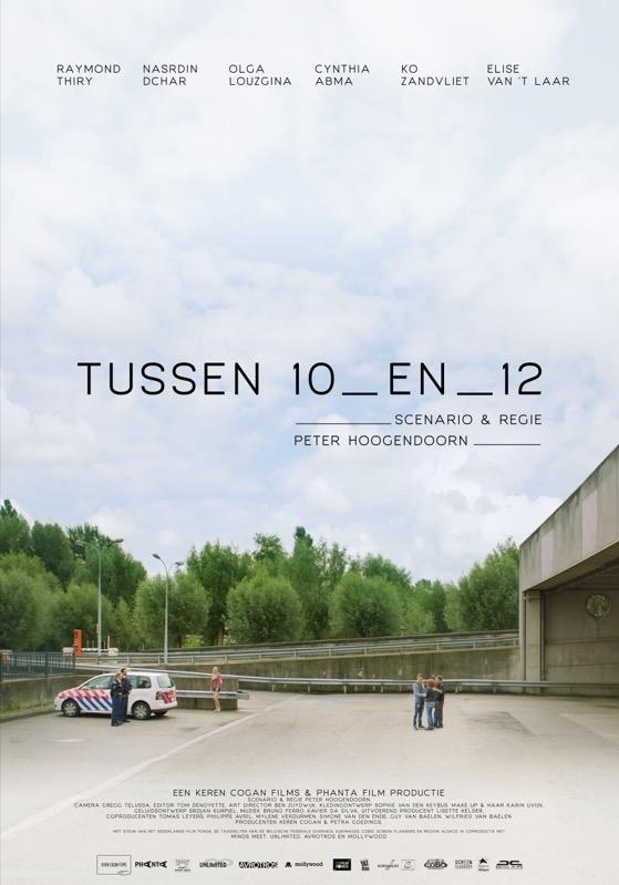 Tussen 10 en 12 poster, © 2014 Amstelfilm