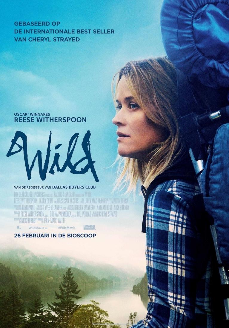 Wild poster, © 2014 20th Century Fox