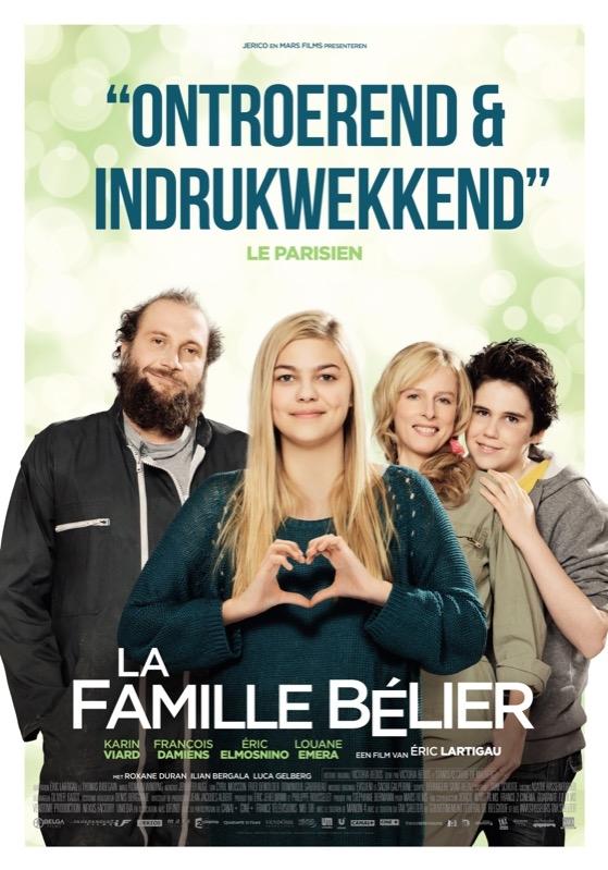 La famille Bélier poster, © 2014 Independent Films