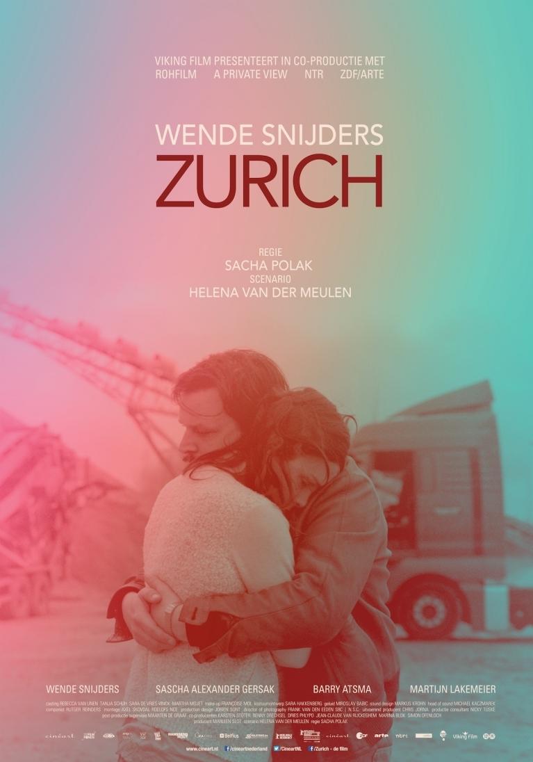 Zurich poster, © 2015 Cinéart