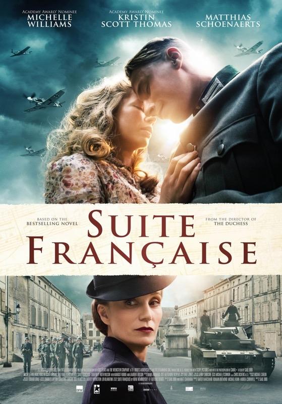 Suite Française poster, © 2014 Dutch FilmWorks