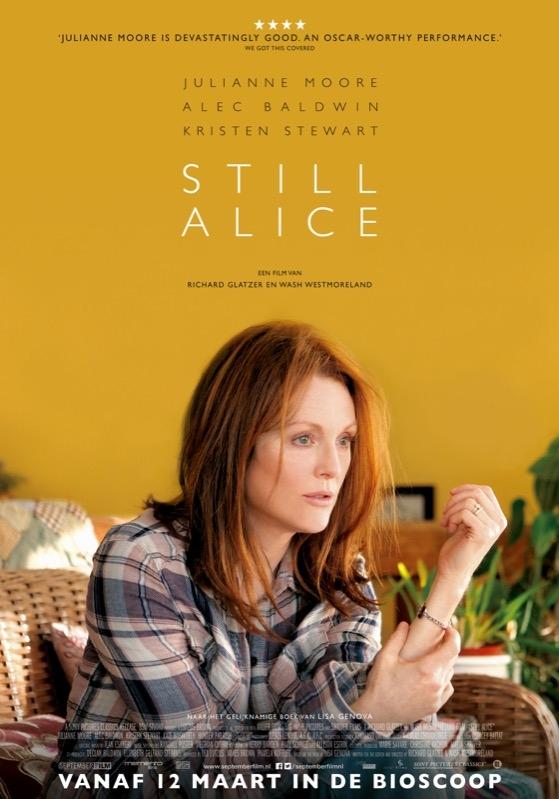Still Alice poster, © 2014 September