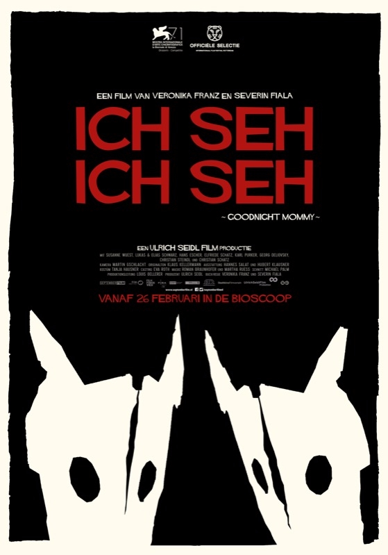 Ich seh, Ich seh poster, © 2014 September