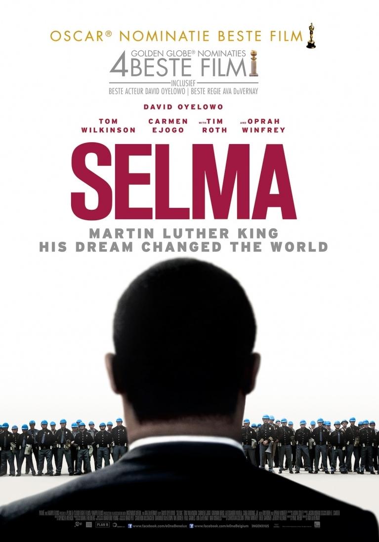 Selma poster, © 2014 E1 Entertainment Benelux