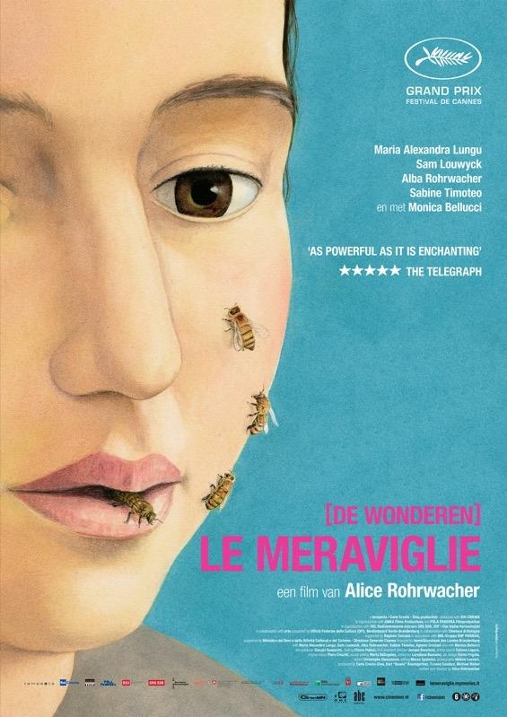 Le meraviglie poster, © 2014 Cinemien