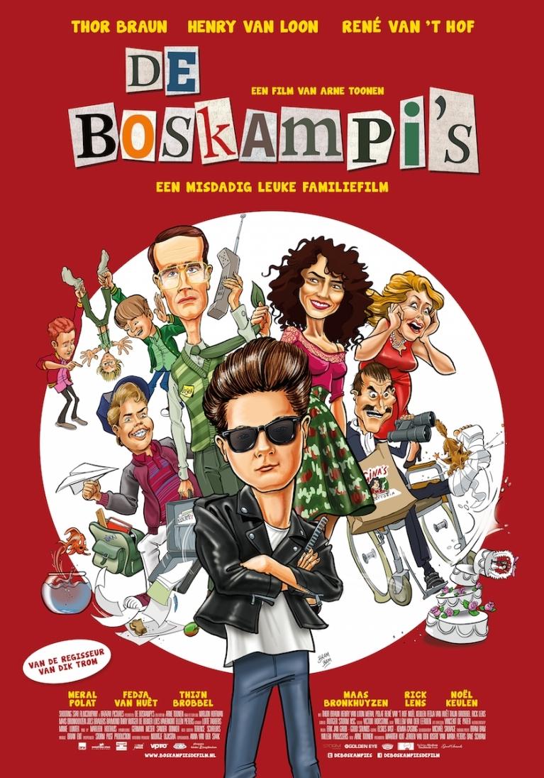 De Boskampi's poster, © 2015 Dutch FilmWorks