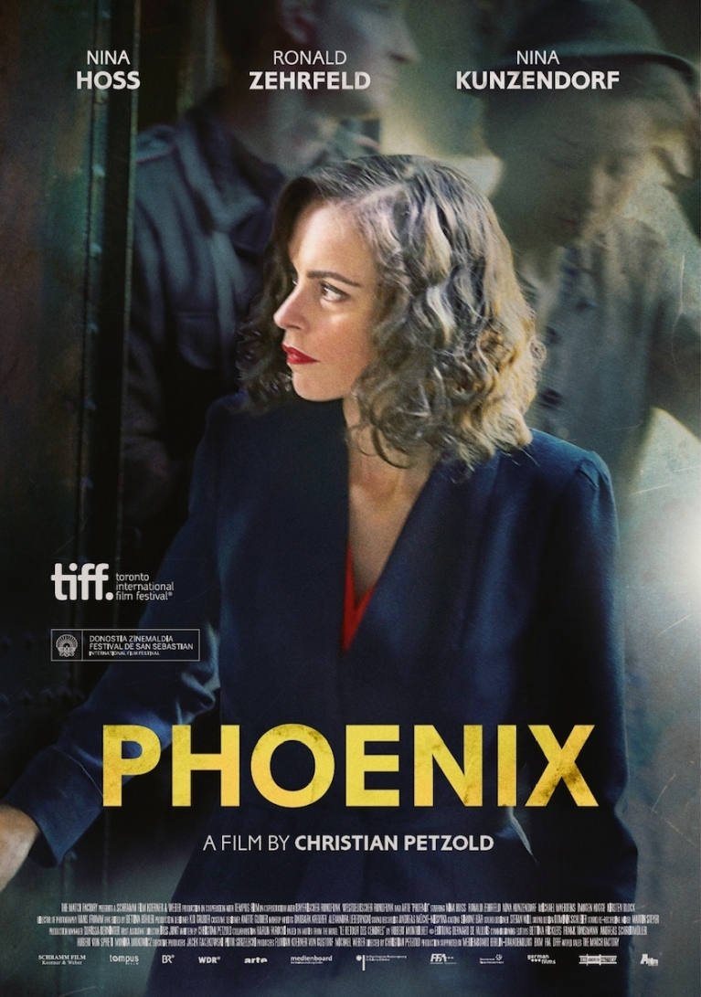 Phoenix poster, © 2014 A-Film Distribution