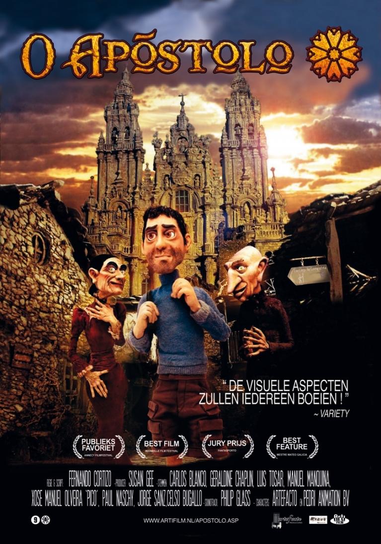 O Apóstolo poster, © 2012 Arti Film