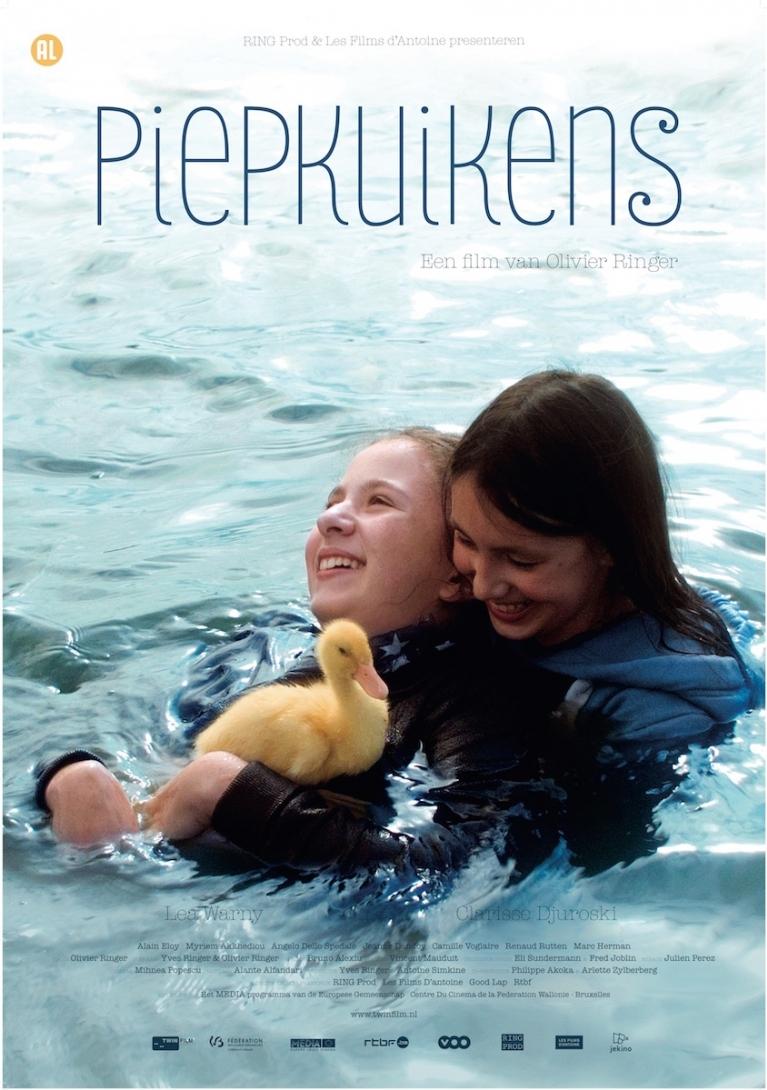 Piepkuikens poster, © 2014 Twin Film