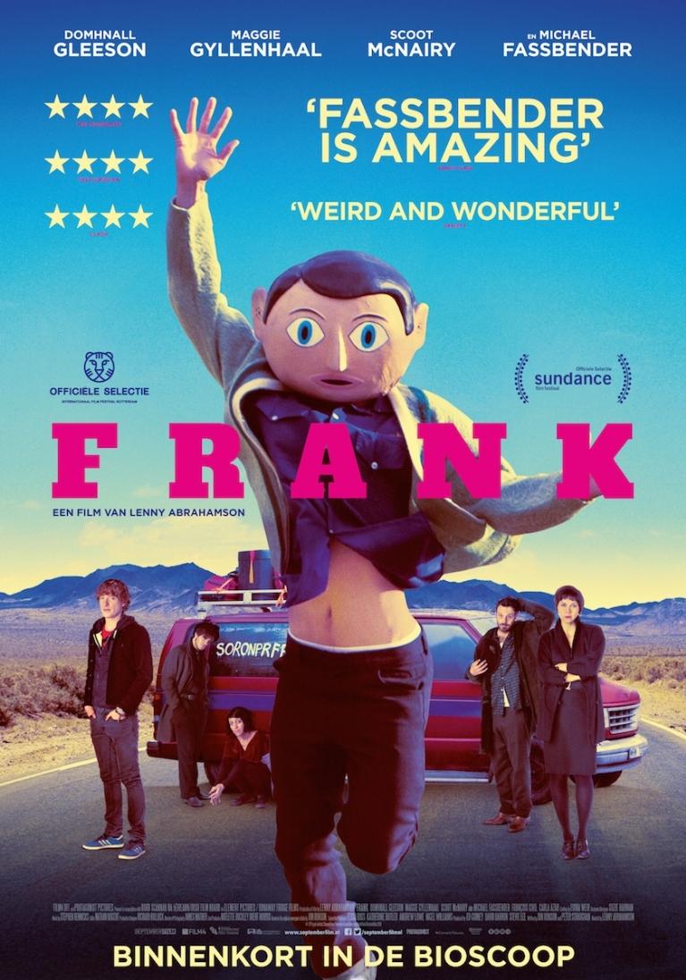Frank poster, © 2013 September