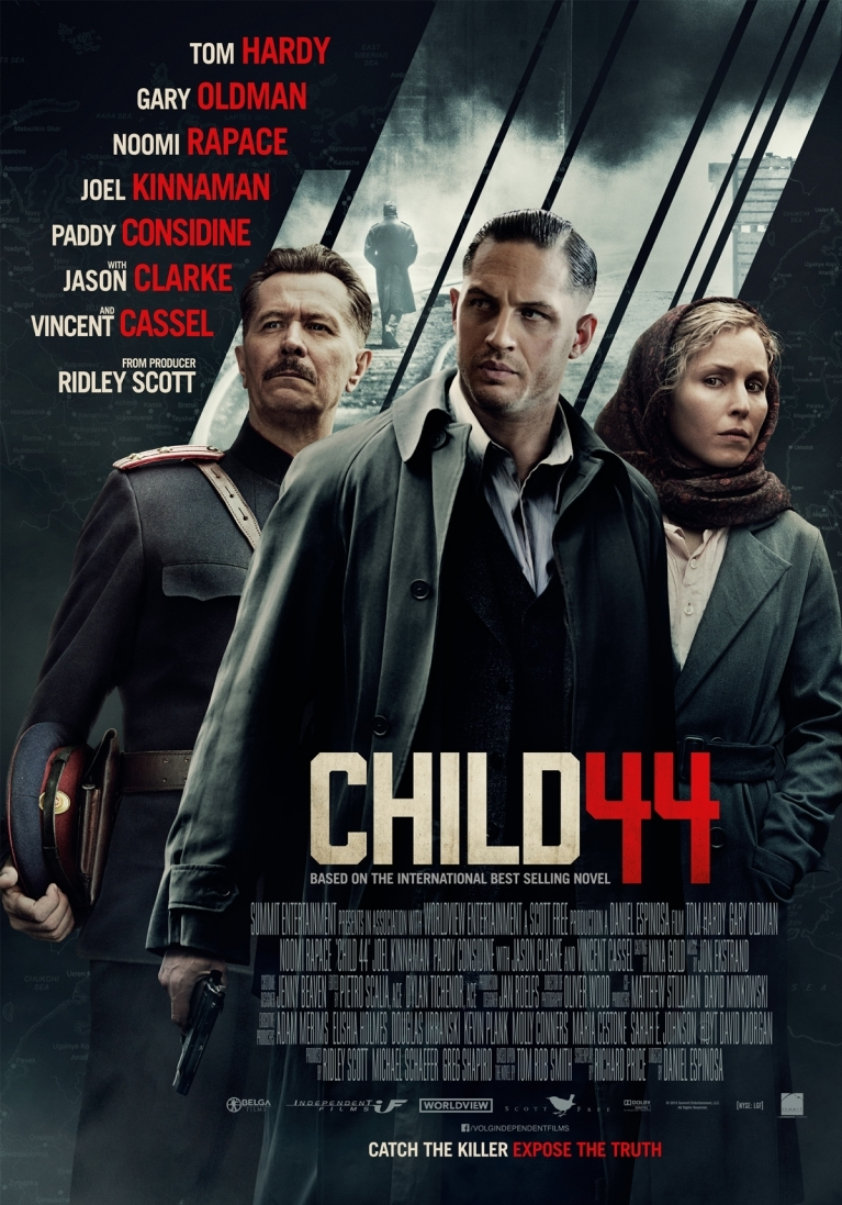 Child 44 poster, © 2014 Independent Films
