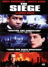 poster 'The Siege' (c) 1998