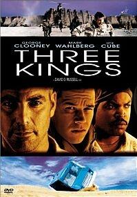 Poster 'Three Kings' (c) 1999 Warner Bros.