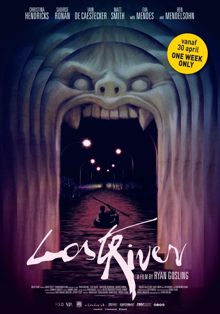Lost River poster, © 2014 Cinéart