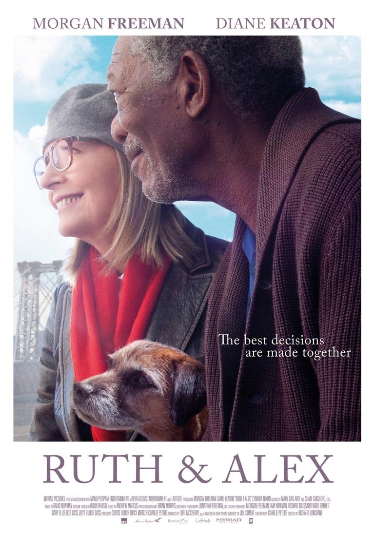 Ruth & Alex poster, © 2014 Dutch FilmWorks