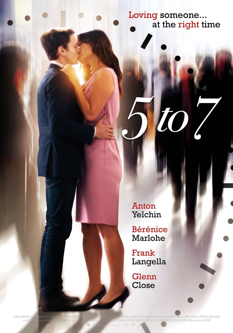 5 to 7 poster, © 2014 Dutch FilmWorks