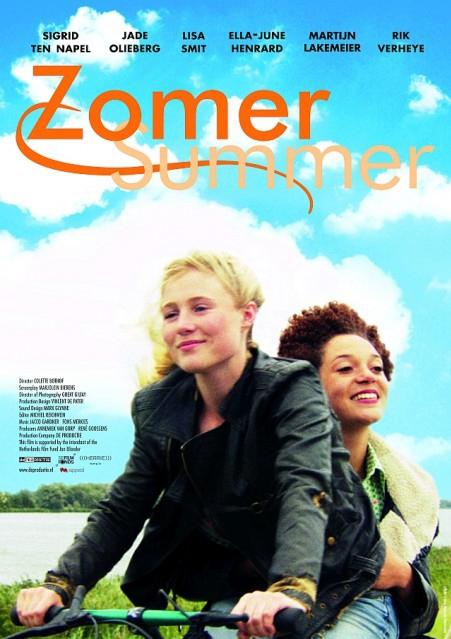 Zomer poster, © 2014 Filmfreak