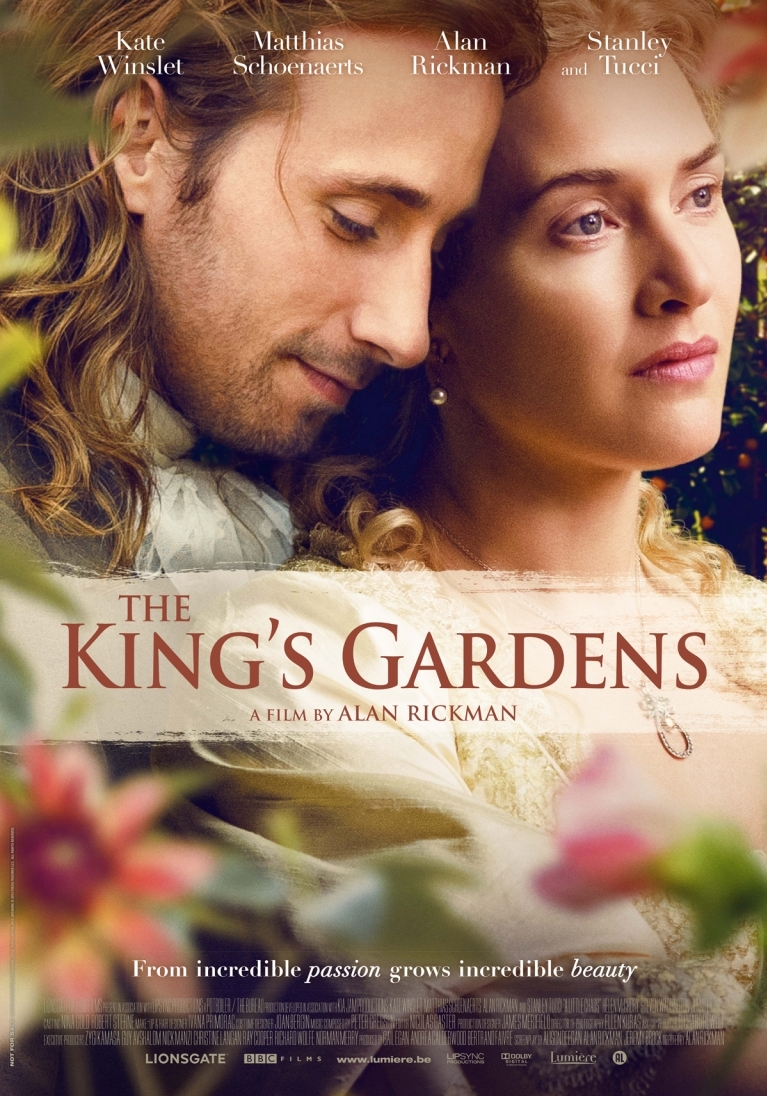 The King's Gardens poster, © 2014 Lumière
