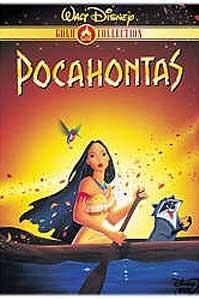 poster 'Pocahontas' © 1995 Buena Vista International
