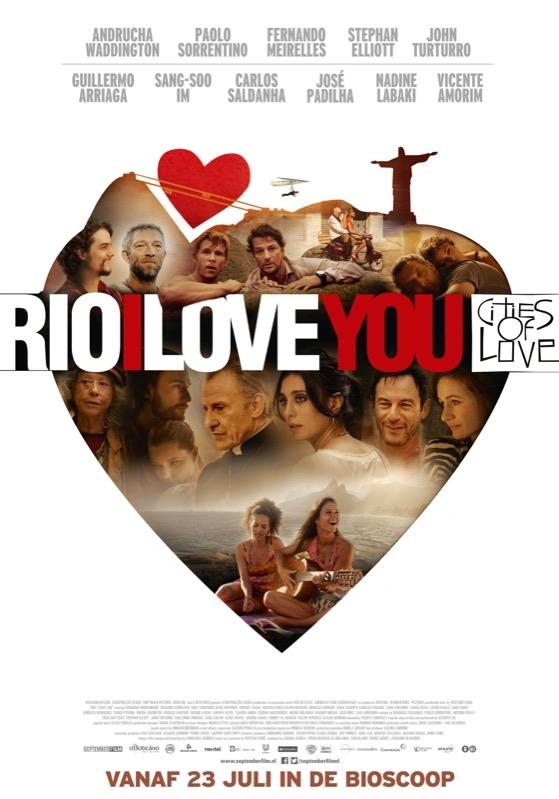 Rio, Eu Te Amo poster, © 2014 September