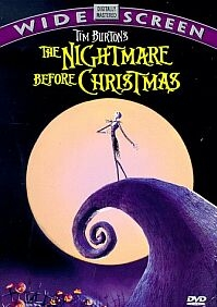 Poster 'The Nightmare Before Christmas' (c) 1993