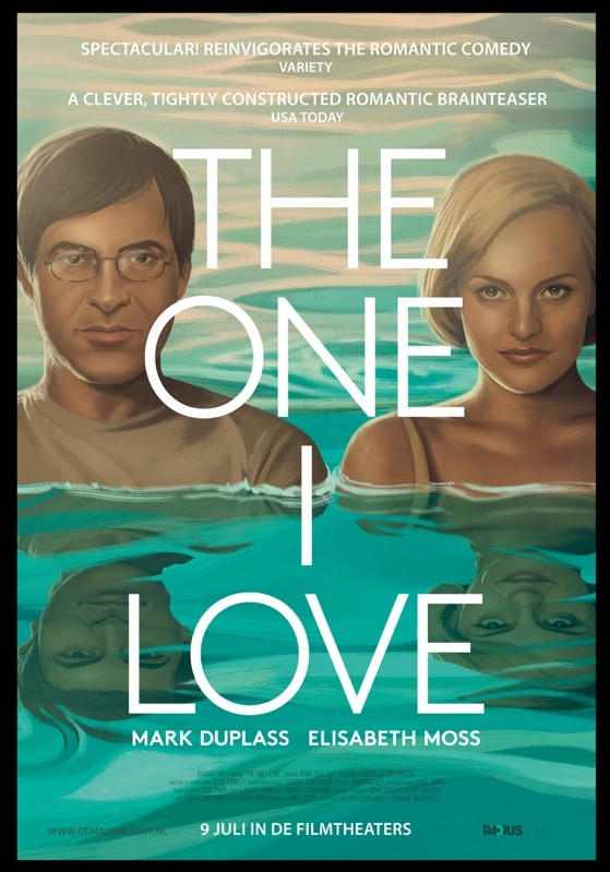 The One I Love poster, © 2014 Remain in Light