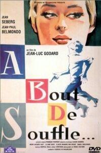 Poster van 'À Bout de Souffle' © 2002 Filmmuseum