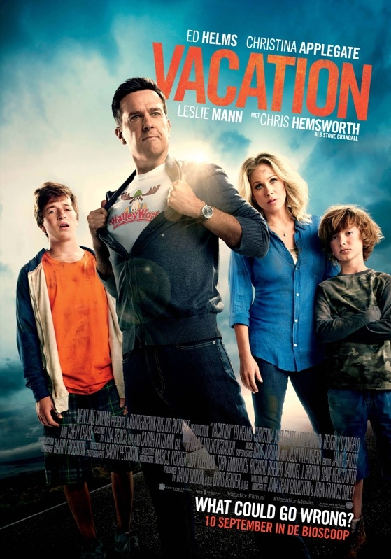 Vacation poster, © 2015 Warner Bros.