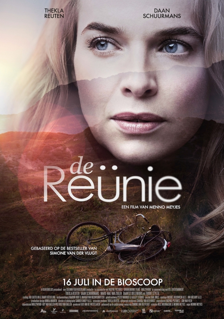 De Reünie poster, © 2015 A-Film Distribution