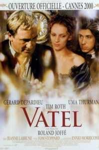 Poster 'Vatel' © 2000 Miramax Films