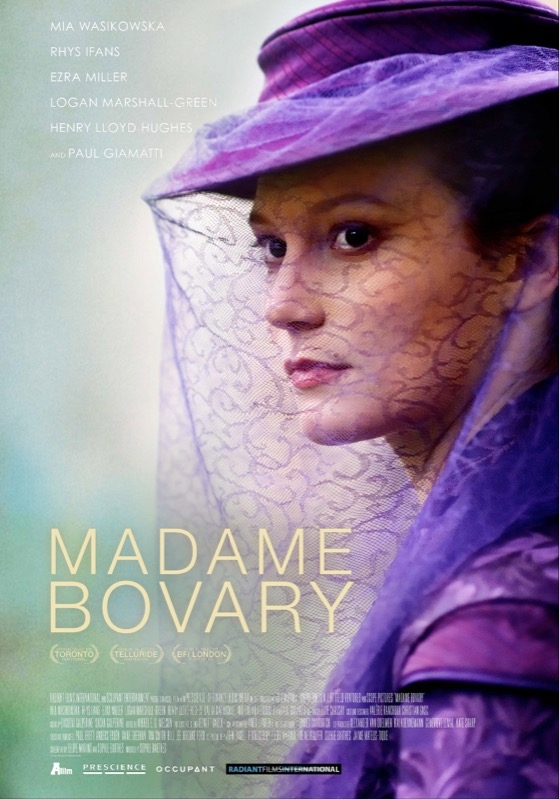 Madame Bovary poster, © 2014 A-Film Distribution