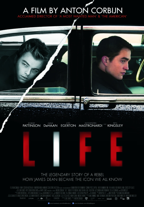 Life poster, © 2015 E1 Entertainment Benelux