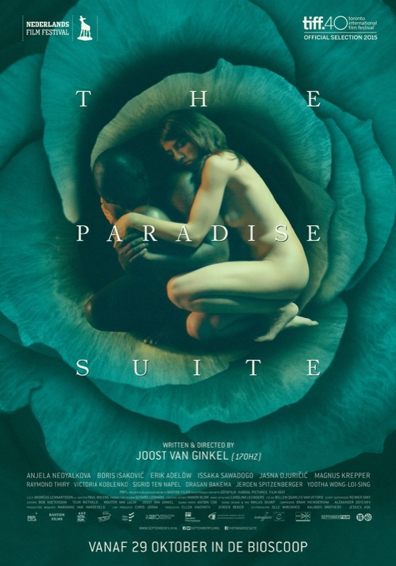 The Paradise Suite poster, © 2015 September