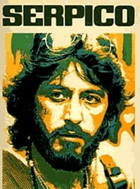 poster 'Serpico' © 1973 Paramount Pictures
