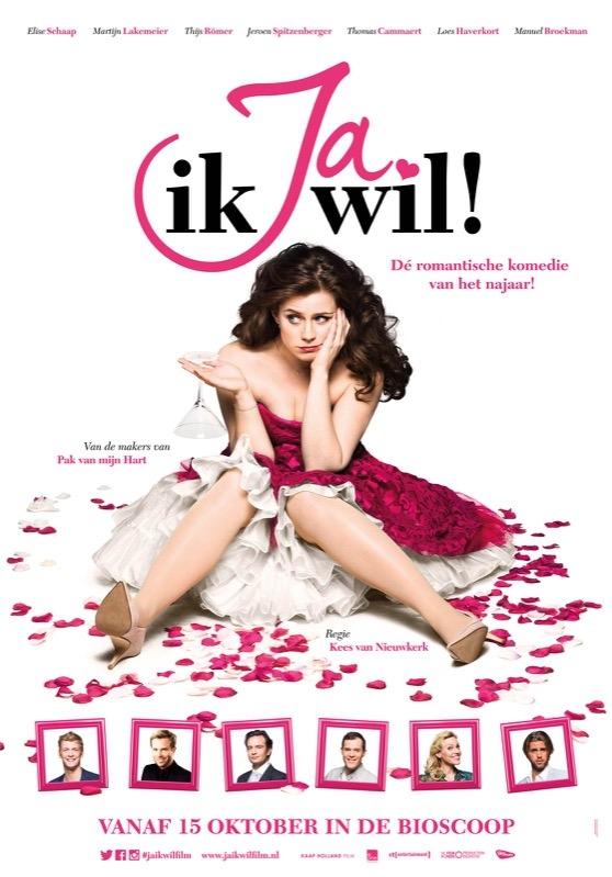 Ja, Ik Wil! poster, © 2015 Entertainment One Benelux