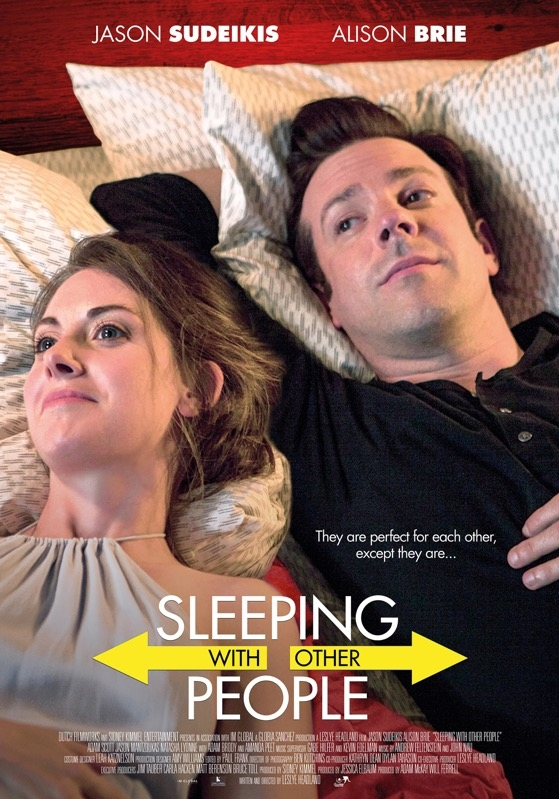 Sleeping with Other People poster, © 2015 Dutch FilmWorks