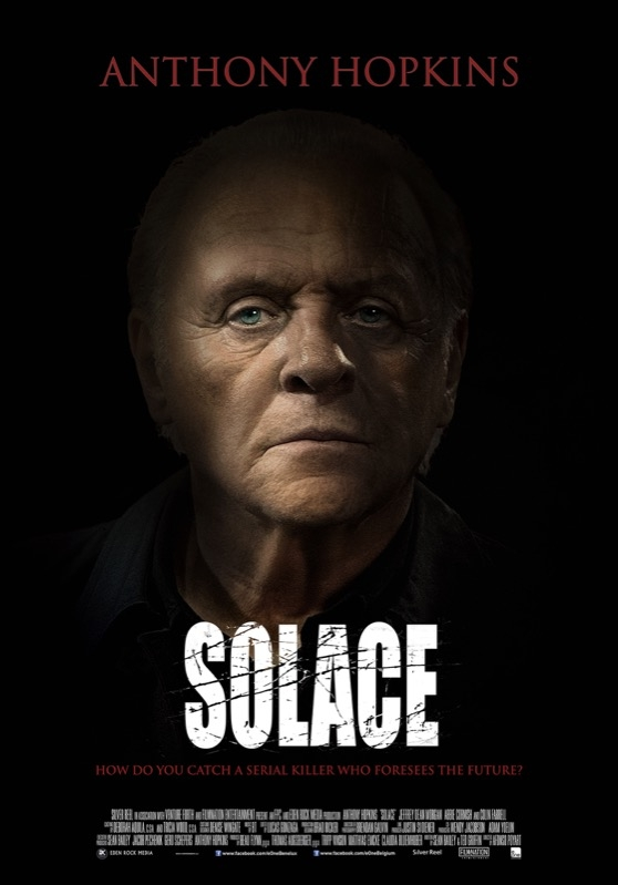Solace poster, © 2015 E1 Entertainment Benelux
