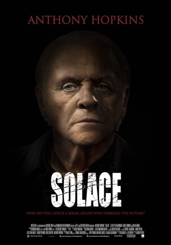 Solace poster, © 2015 E1 Entertainment Benelux