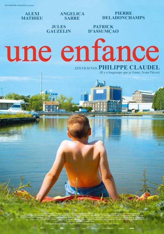 Une Enfance poster, © 2015 Lumière