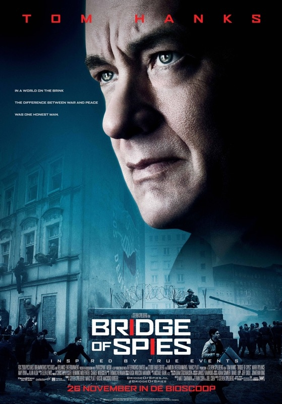Bridge of Spies poster, © 2015 20th Century Fox