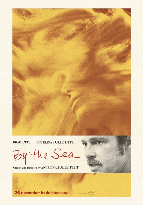 By the Sea poster, © 2015 Universal Pictures International