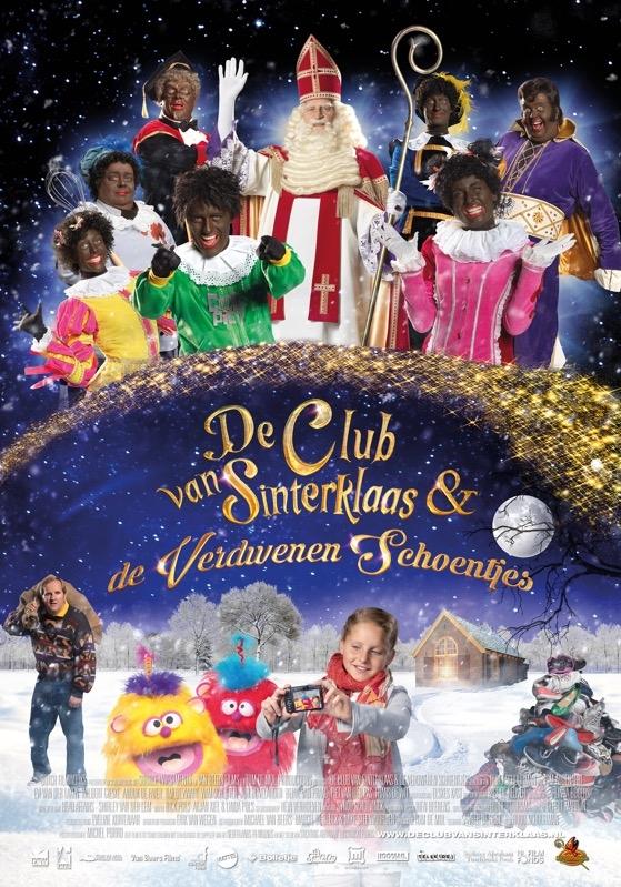 De Club van Sinterklaas & De Verdwenen Schoentjes poster, © 2015 Dutch FilmWorks