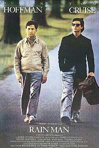Poster 'Rain Man' © 1988
