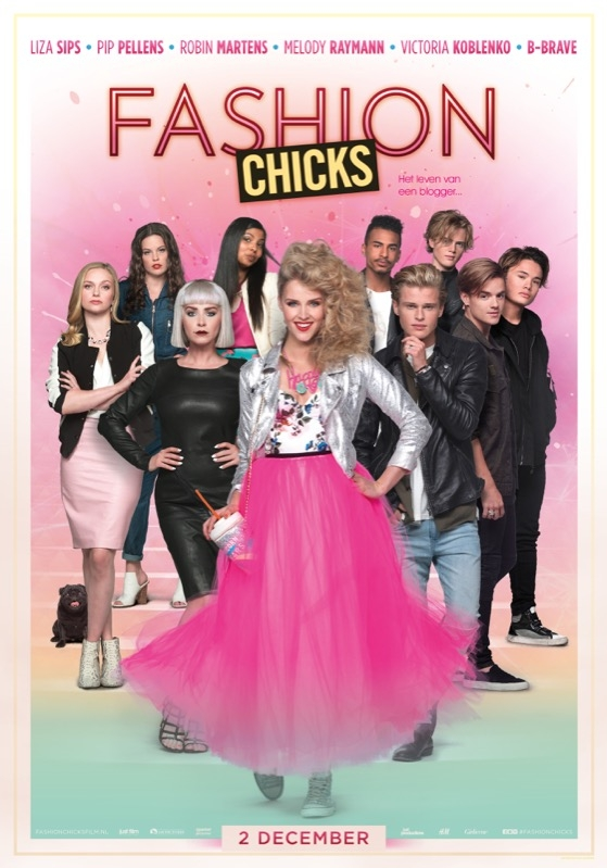 Fashion Chicks poster, © 2015 Just Film Distribution