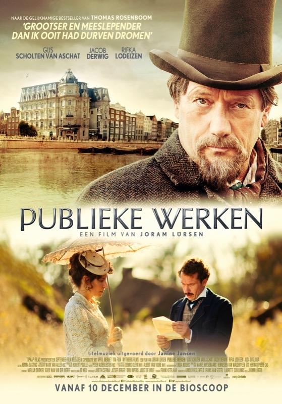 Publieke Werken poster, © 2015 September