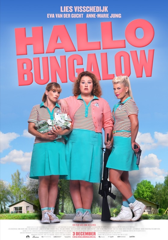 Hallo Bungalow poster, © 2015 Just Film Distribution