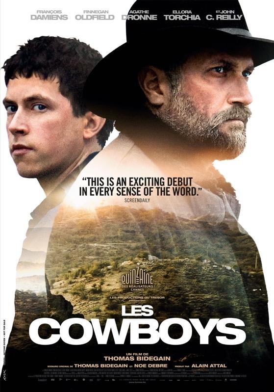 Les cowboys poster, © 2015 Lumière