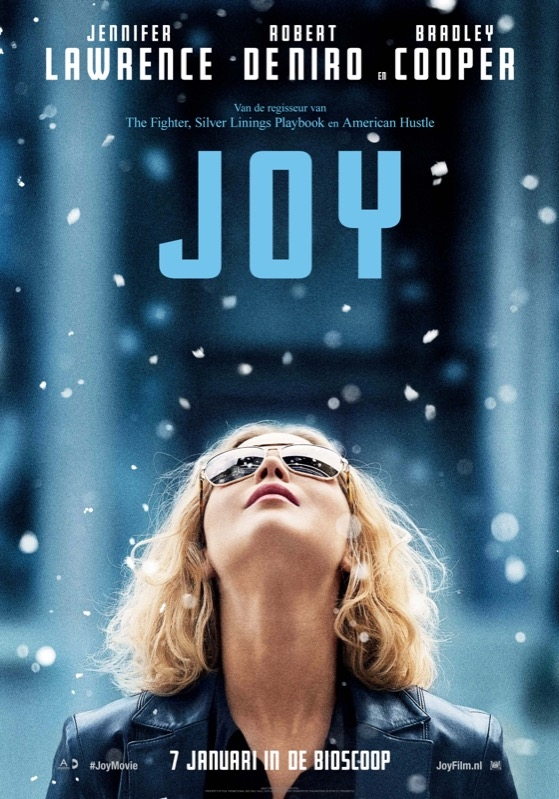 Joy poster, © 2015 20th Century Fox